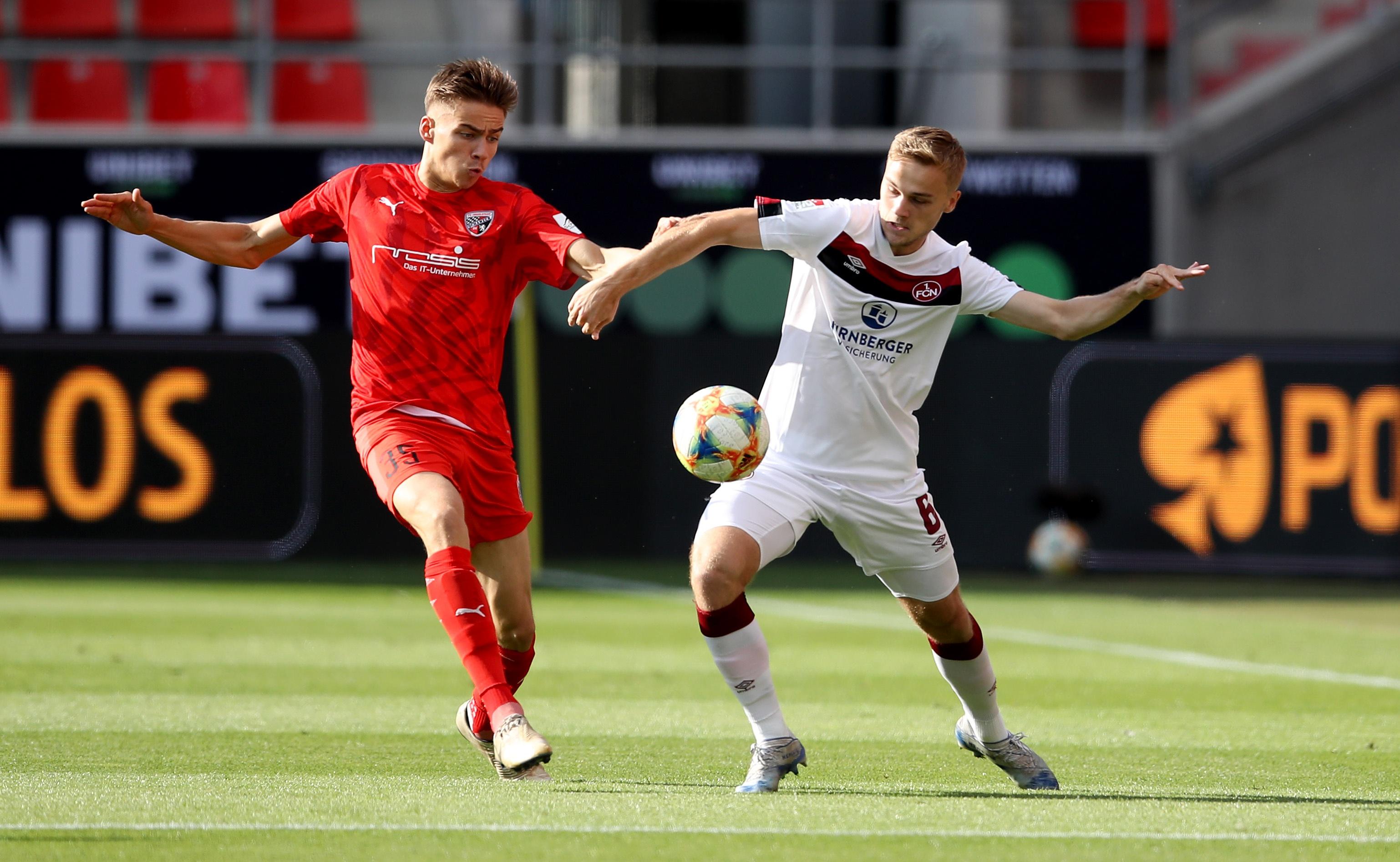 Relegation NГјrnberg Ingolstadt